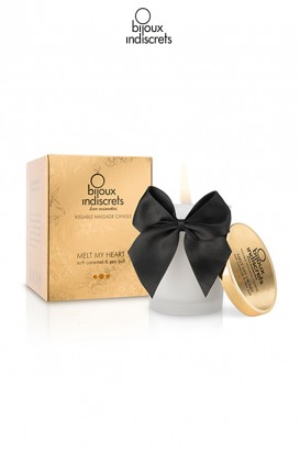 Bougie de massage Caramel