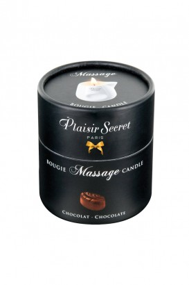 Bougie de massage - Chocolat
